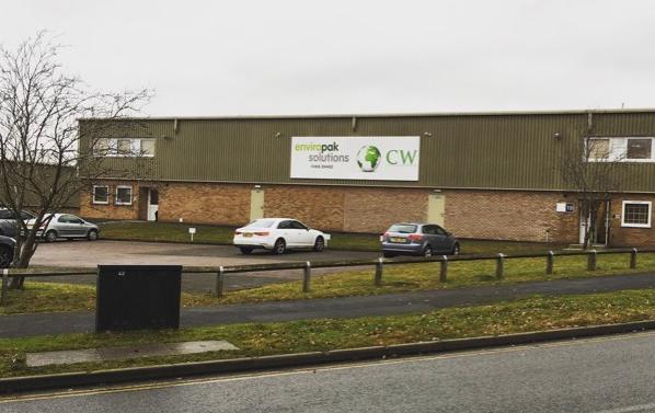 Enviropak Solutions Ltd moves to new premises September 2016